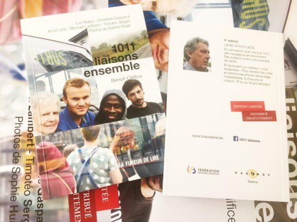 """Sortie de la 5éme édition de """"1011 liaisons ensemble"""""""