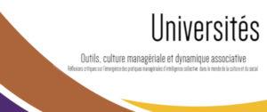 Université de printemps – Outils, culture managériale et dynamique associative - 22-24 mars 2019