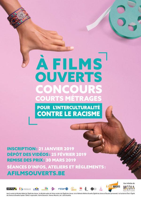 """""""A film ouvert"""" Remise de prix - le 30 mars"""