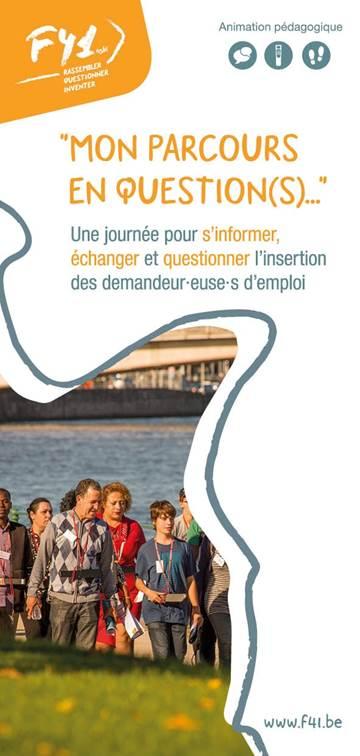 """Parcours pédestre """"Mon parcours en question(s)..."""" à partir du 23 avril"""