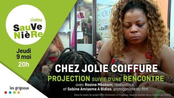 Chez Jolie coiffure / projection unique + rencontre - le 9 mai (20h)