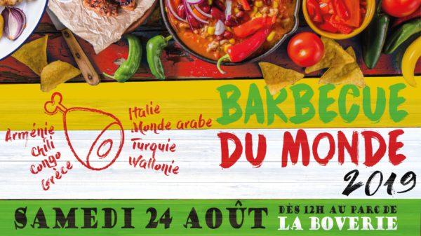Barbecue du Monde - 24 août (12h)