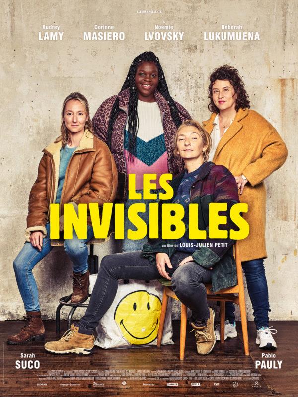 """Projection du film """"Les invisibles"""" - 3 décembre (8h45)"""