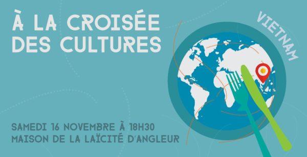 À la Croisée des Cultures : Le Vietnam - 16 novembre (18h30)
