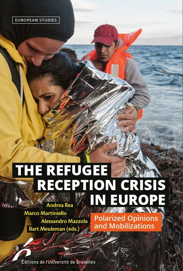 """Lecture """"The Refugee Reception Crisis : Polarized Opinions and Mobilizations"""""""