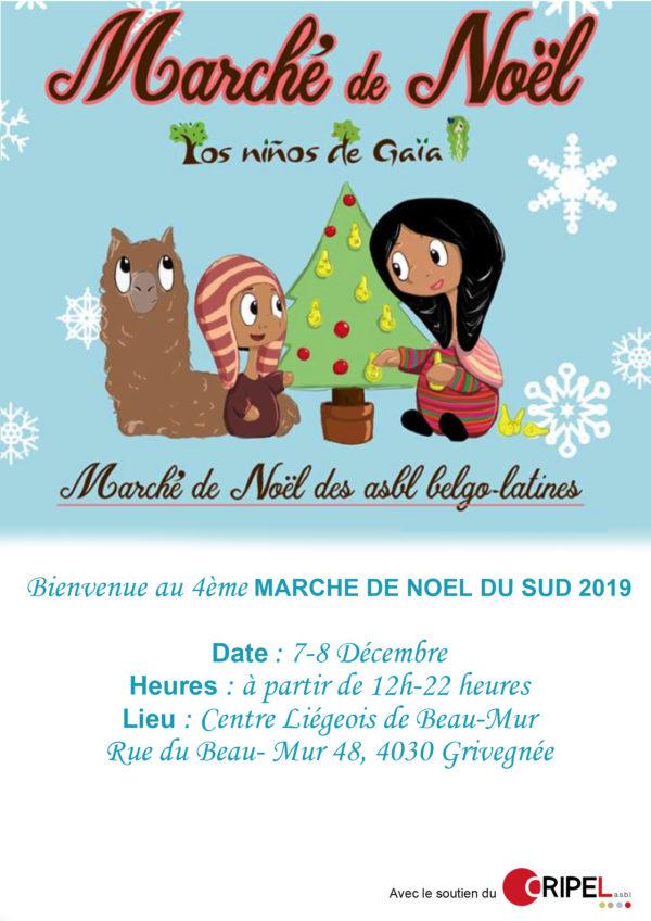 Marché de Noël du Sud - Le 7 et 8 décembre (12h-22h)