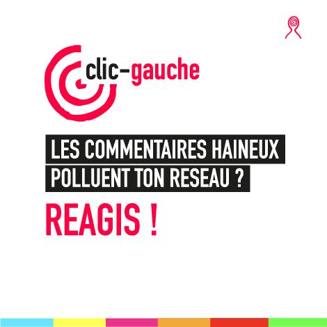 Clic-Gauche.be - Une boîte à outils virtuelle pour lutter contre les idées d'extrême droite